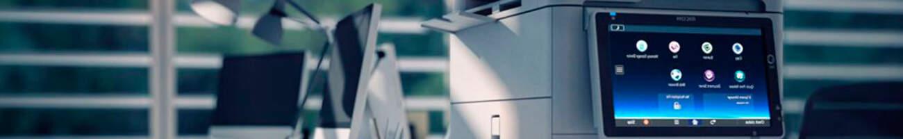 Alquiler de fotocopiadoras en Madrid