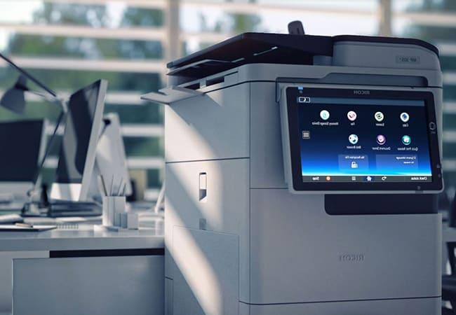 Leasing de fotocopiadora Ricoh