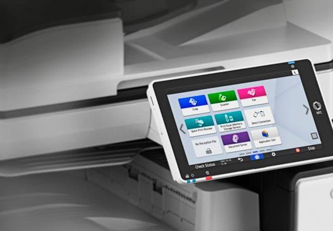 Renting de fotocopiadoras en blanco y negro