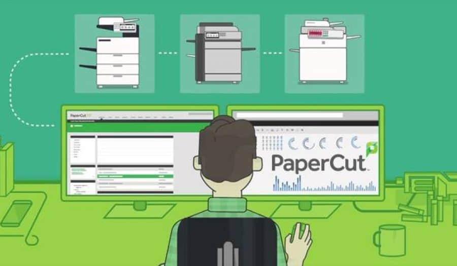gastos de impresión