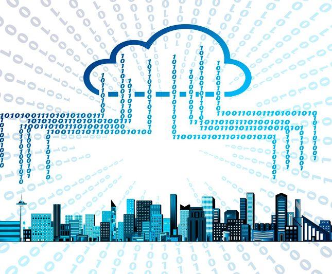 informática en la nube para PYMES